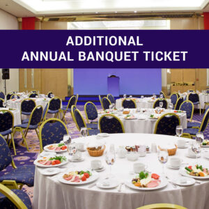 Additional Banquet Ticket