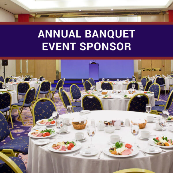 Annual Banquet Event Sponsor
